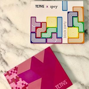 TETRIS X IPSY EYESHADOW PALETTE - NEW!